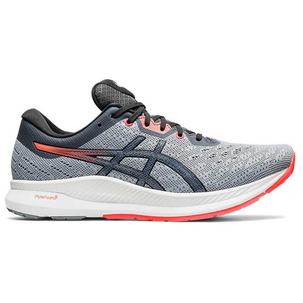 Zapatillas running Asics Evoride EU 42 Sheet Rock / Flash Coral