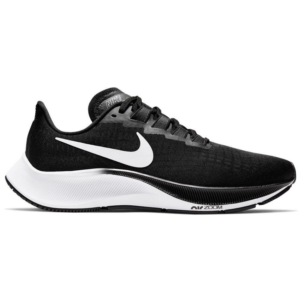 Nike Chaussures Running Air Zoom Pegasus 37 Noir, Esperanza