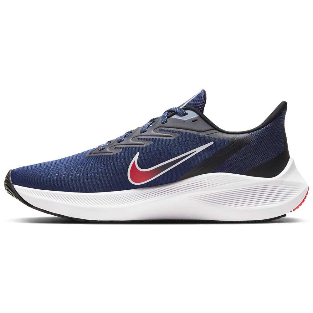 Nike Zoom Winflo 4 Blå kjøp og tilbud, Runnerinn Løping