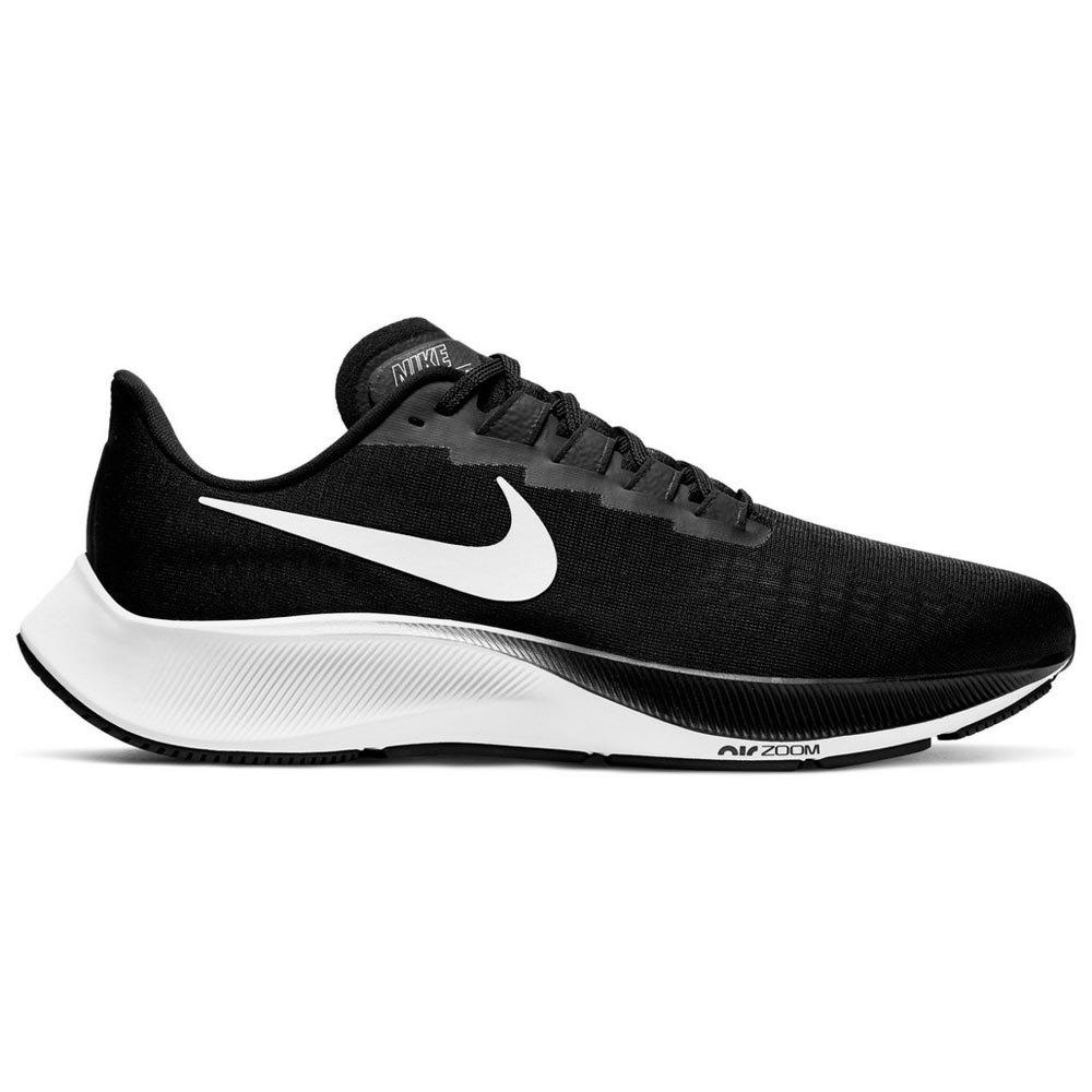 Nike Chaussures Running Air Zoom Pegasus 37 Noir, Salmatec