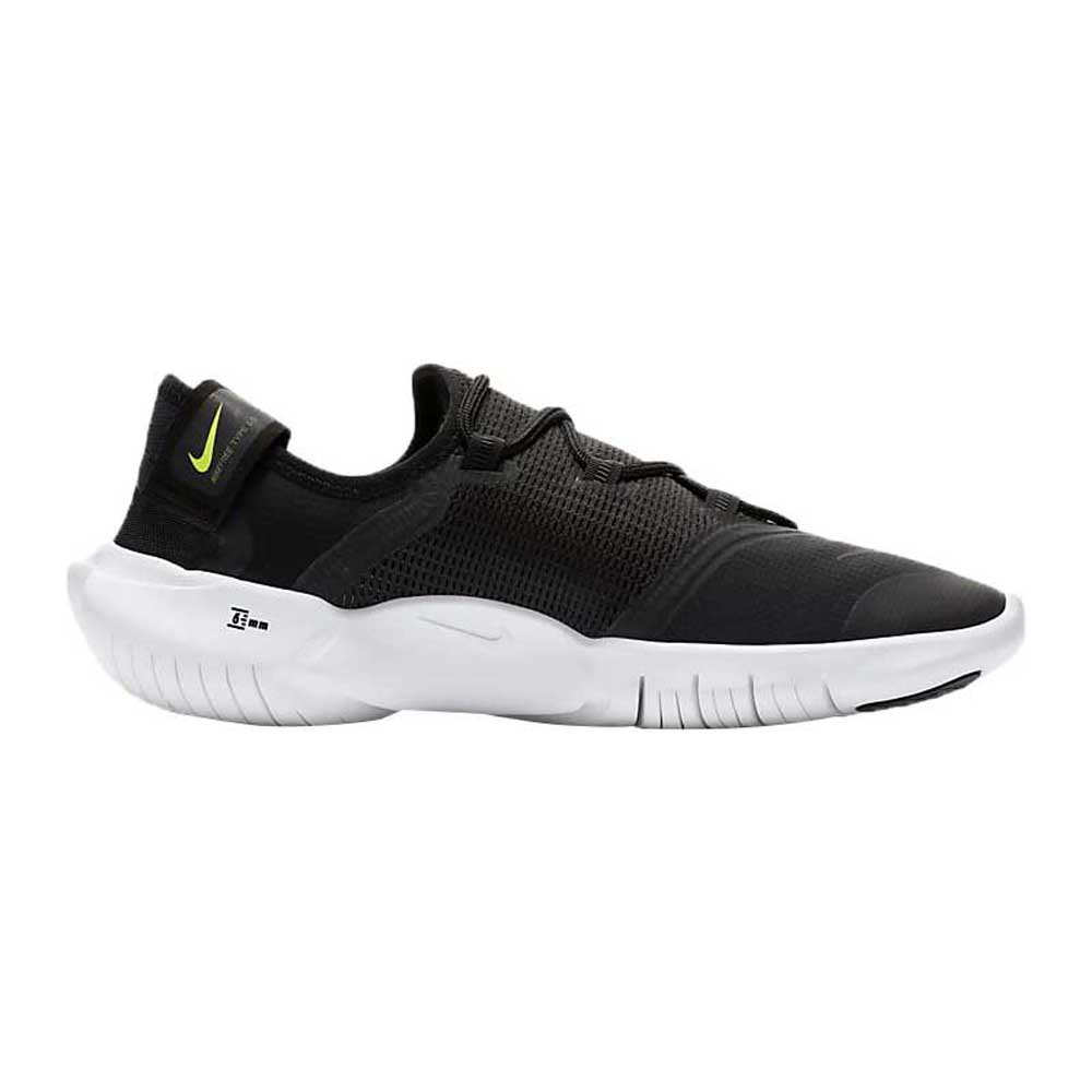 Zapatillas running Nike Free Rn 5.0 EU 45 Black / White / Anthracite