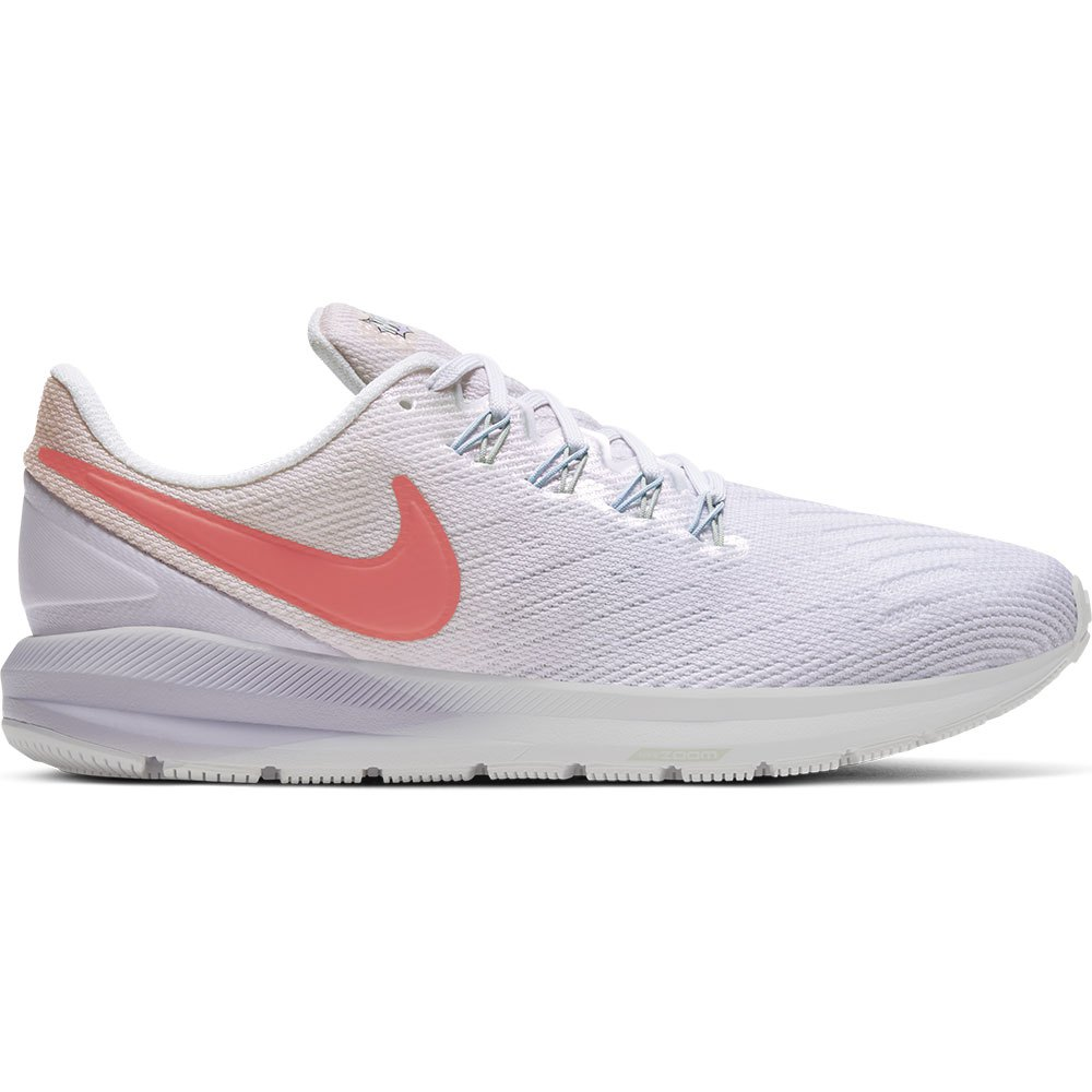 Nike Air Zoom Structure 22 EU 41 Washed Coral Magic Ember White