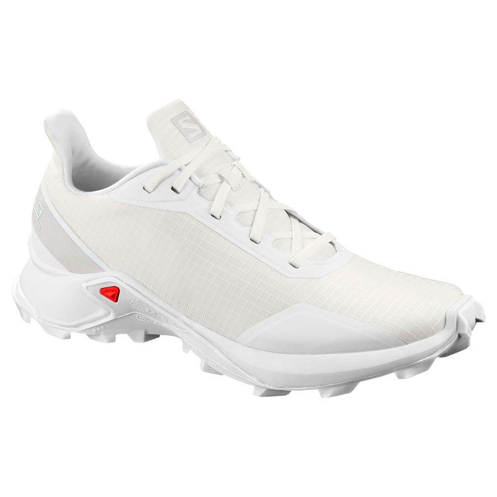 zapatillas salomon hombre 43 white