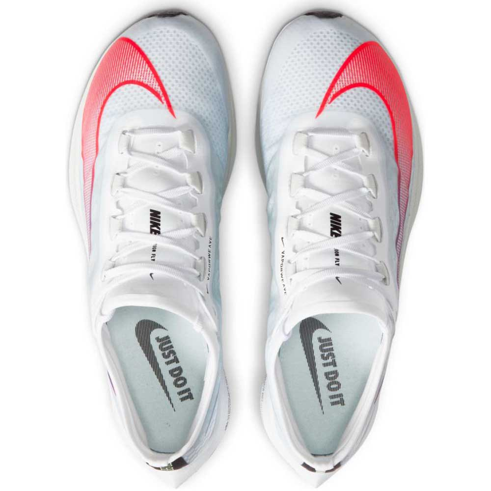 Nike Zoom Fly 3 Running Shoes White buy and offers on Runnerinn