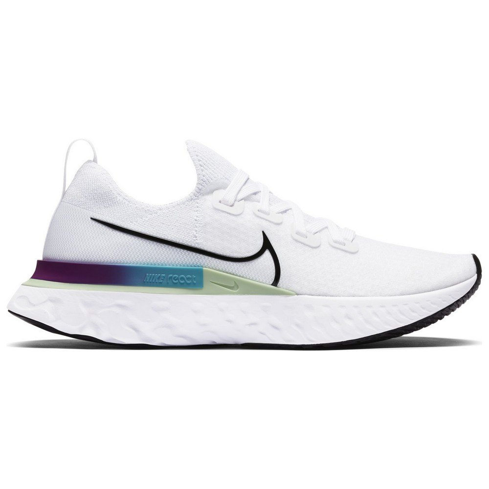 Comenzar Incesante autobús  Nike React Infinity Run Flyknit White buy and offers on Runnerinn