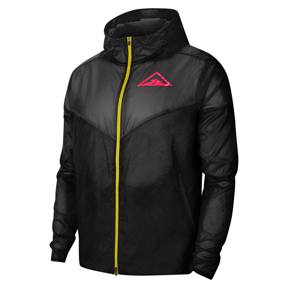 Certificado alegría Masacre  Nike Windrunner Trail Black buy and offers on Runnerinn