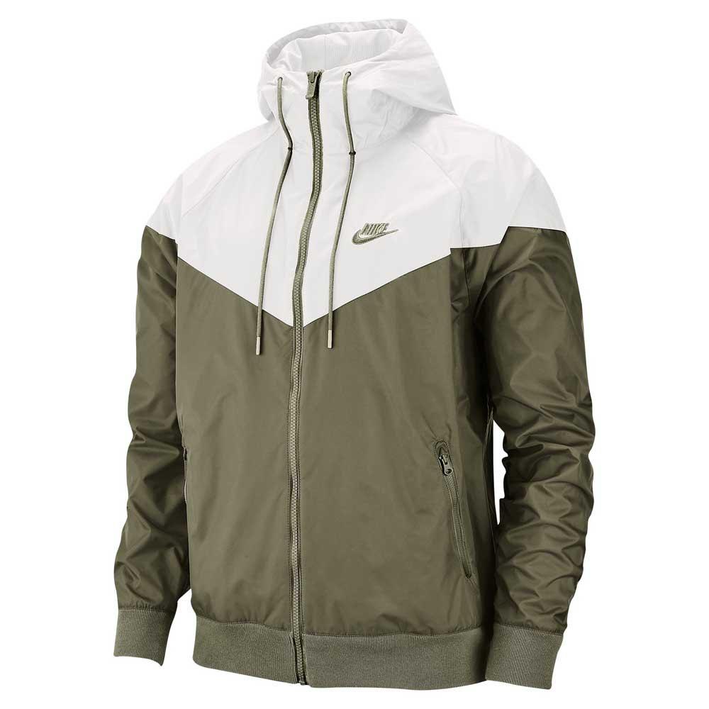 Expectativa ventana anunciar  Nike Sportswear Windrunner Verde comprar e ofertas na Runnerinn Casacos