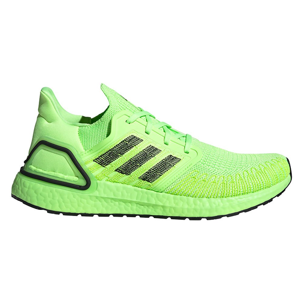 Adidas Ultraboost 20 EU 40 Signal Green / Core Black