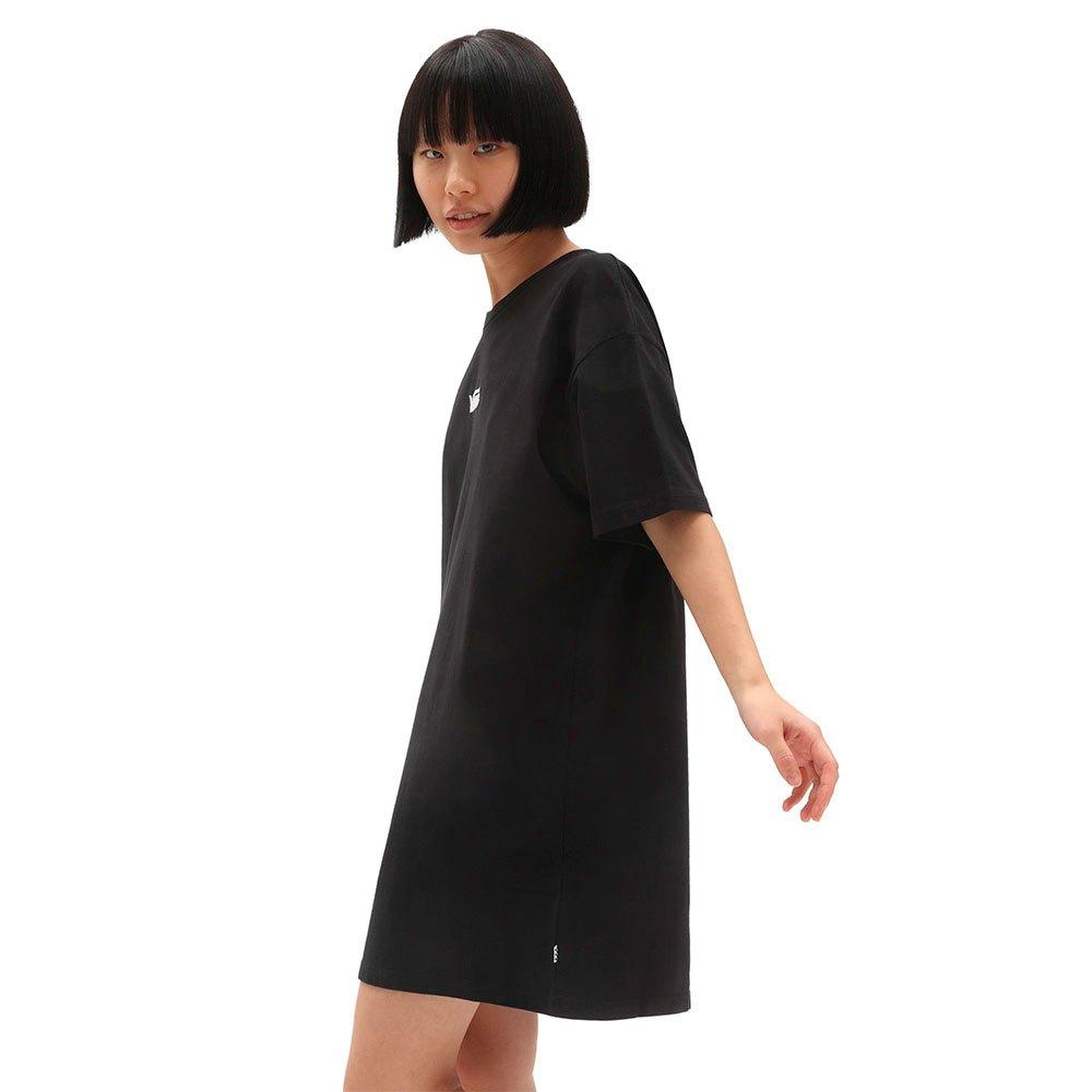 Vans Robe Courte Center Vee Noir acheter et offres sur Dressinn