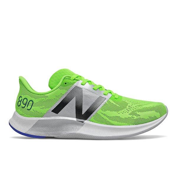 New balance Fuelcell 890 V8 Running Shoes Green, Runnerinn