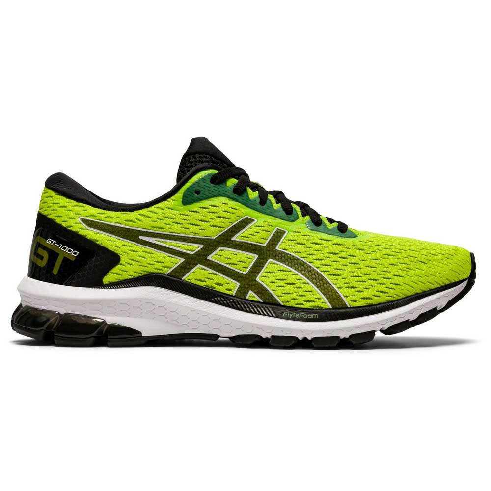 alto Frontera Cilios  Asics GT 1000 9 Green buy and offers on Runnerinn