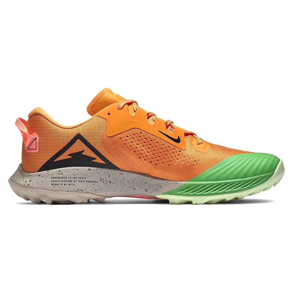 Nike Air Zoom Terra Kiger 6 Trail Running Shoes Orange ...