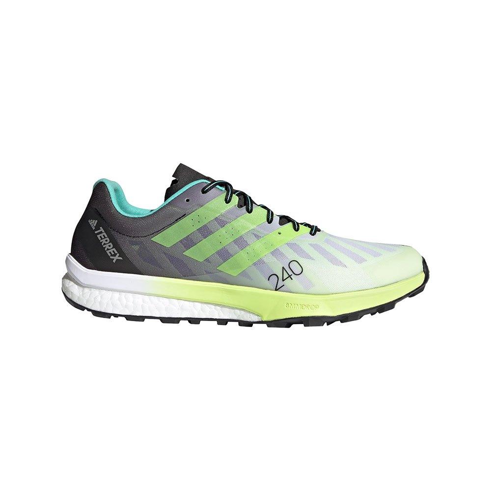 adidas Chaussures Trail Running Terrex Speed Ultra Blanc, Esperanza