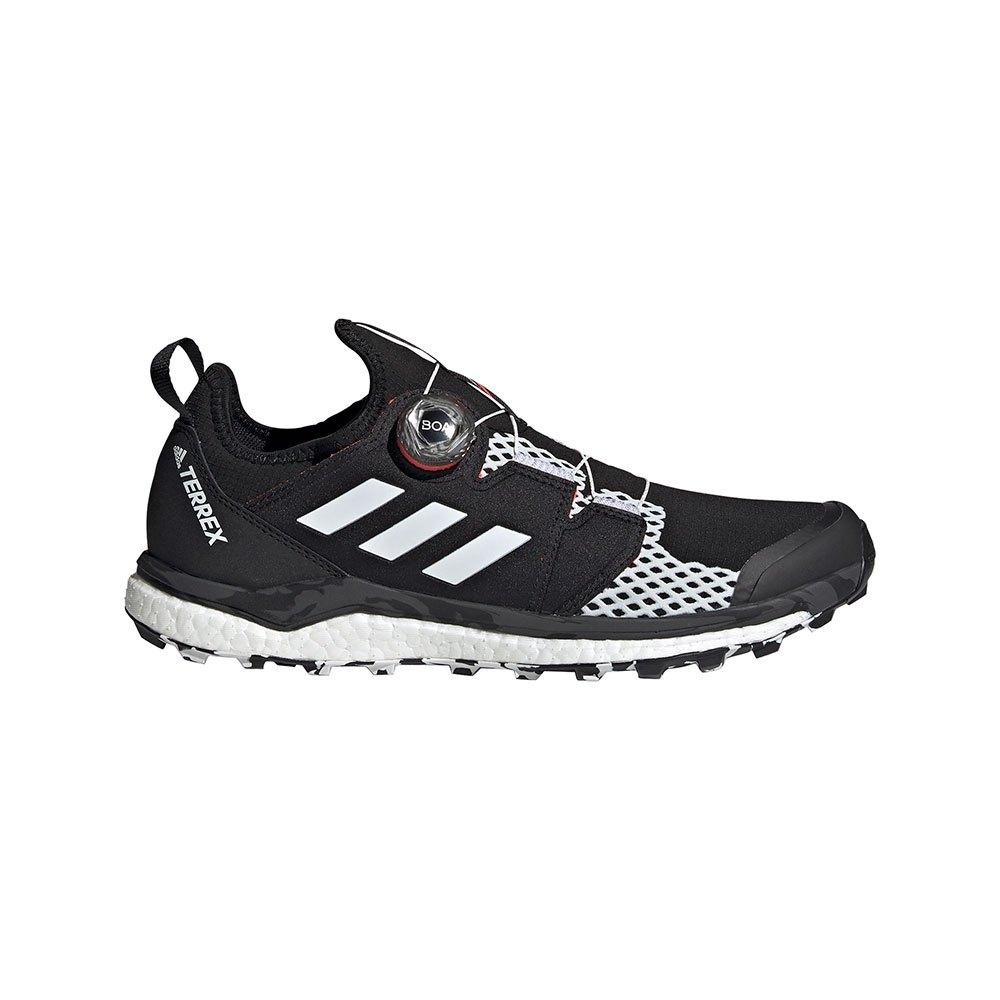 adidas Chaussures Trail Running Terrex Agravic BOA Noir, Tra-inc
