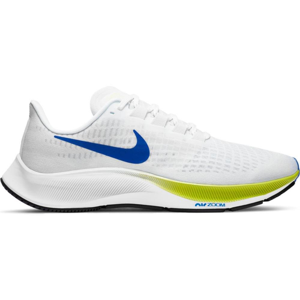 Nike Chaussures Running Air Zoom Pegasus 37 Blanc, Tra-inc