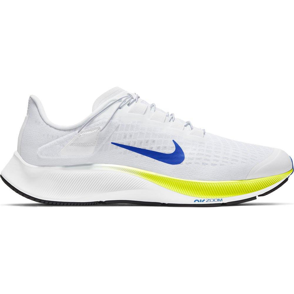 Nike Air Zoom Pegasus 37 Flyease Running Shoes White, Runnerinn