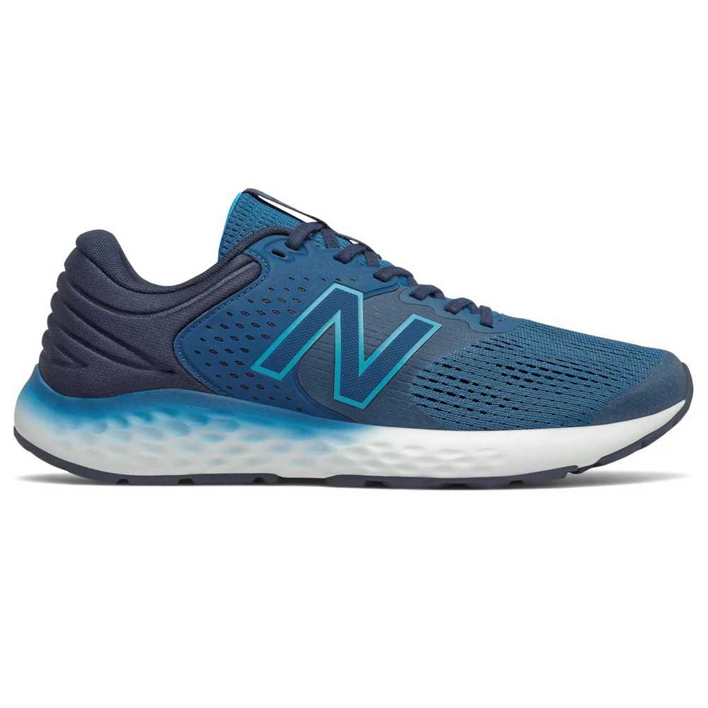 New balance Scarpe Running 520v7 Blu, Tra-inc
