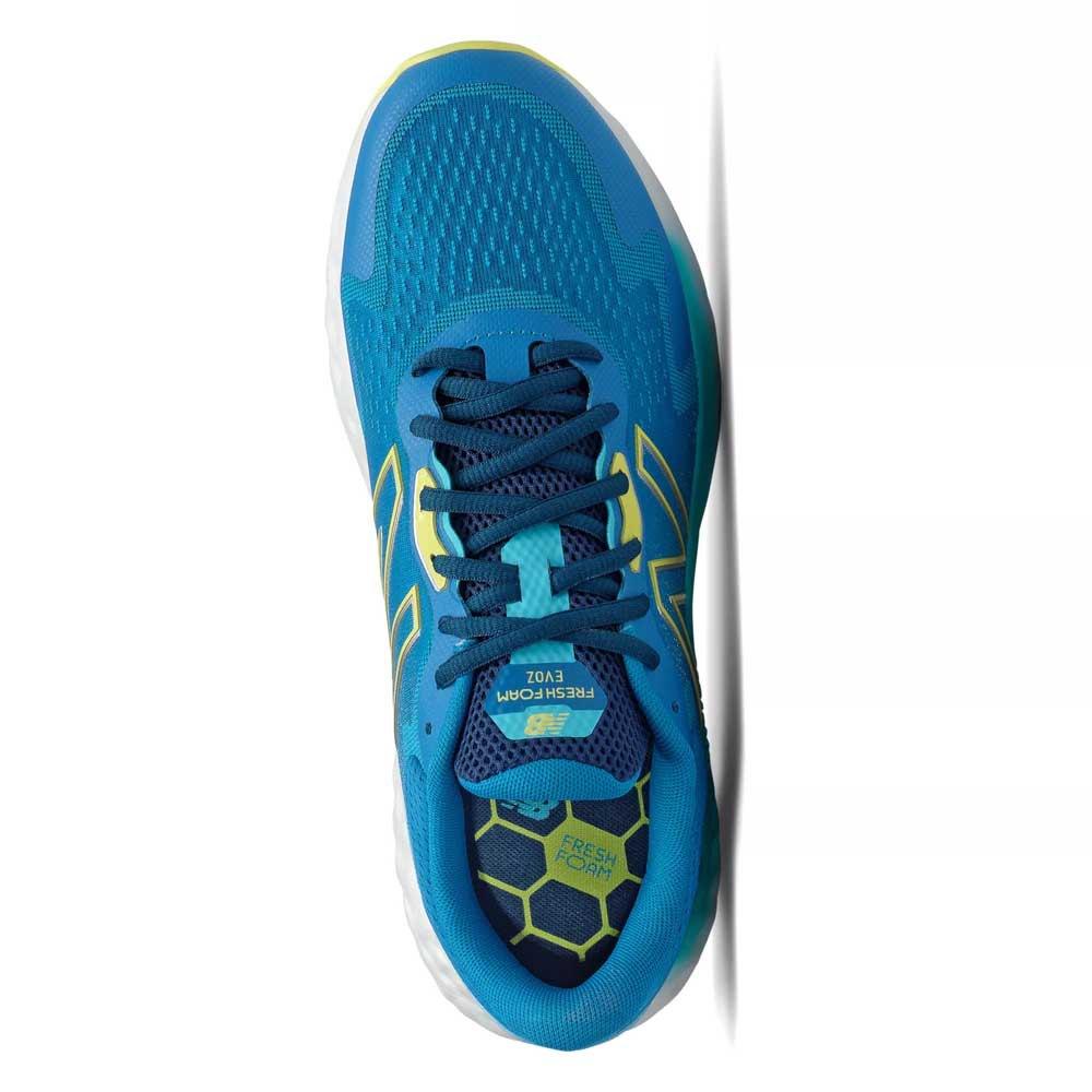 New balance scarpe da corsa Blu, Tra-inc