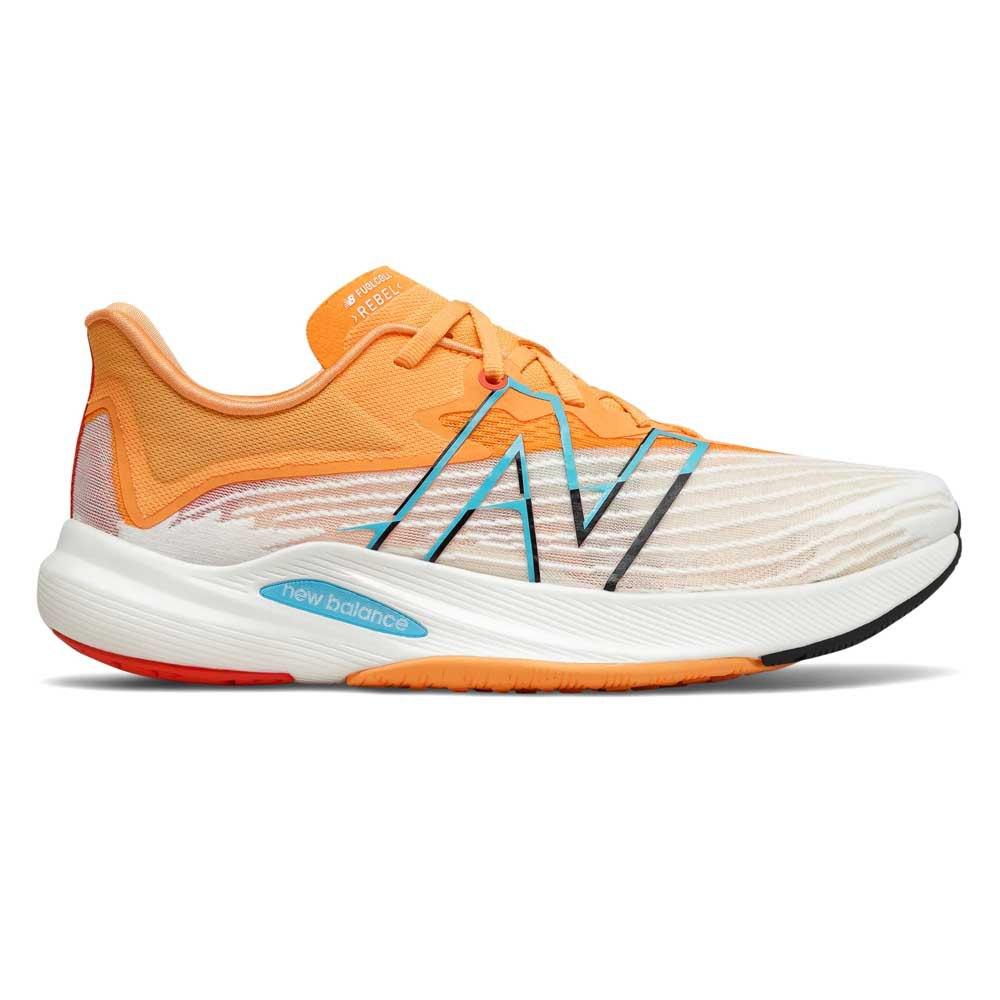 New balance Chaussures Running FuelCell Rebel v2 Orange, Esperanza