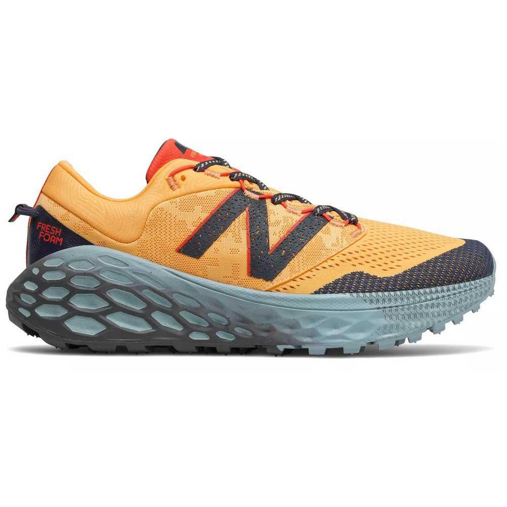 New balance Chaussures Fresh Foam More Trail v1 Orange, Esperanza