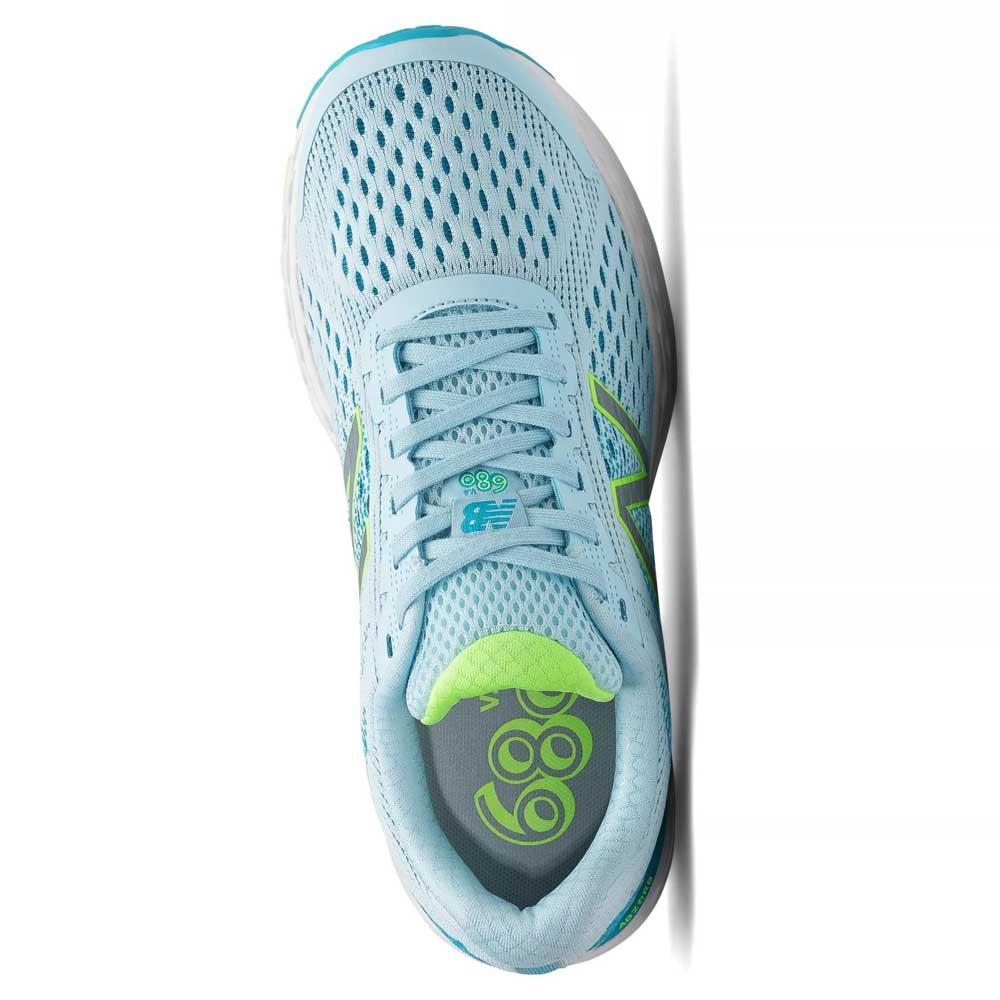 New balance Scarpe Running 680v6 Blu, Esperanza