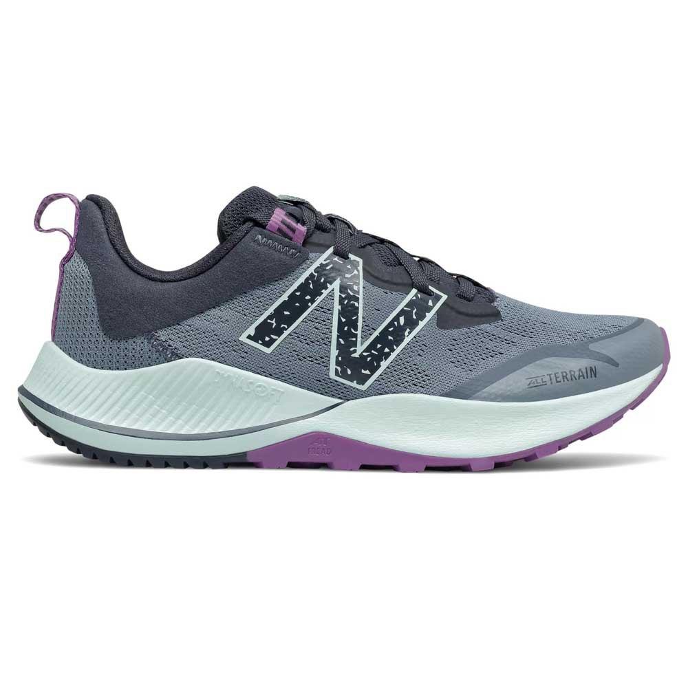 New balance Chaussures Trail Running Nitrel v4 Gris, Esperanza