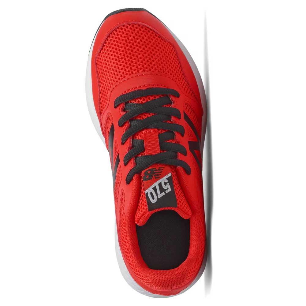 New balance Scarpe Running 570v2 Junior Largo Rosso, Esperanza