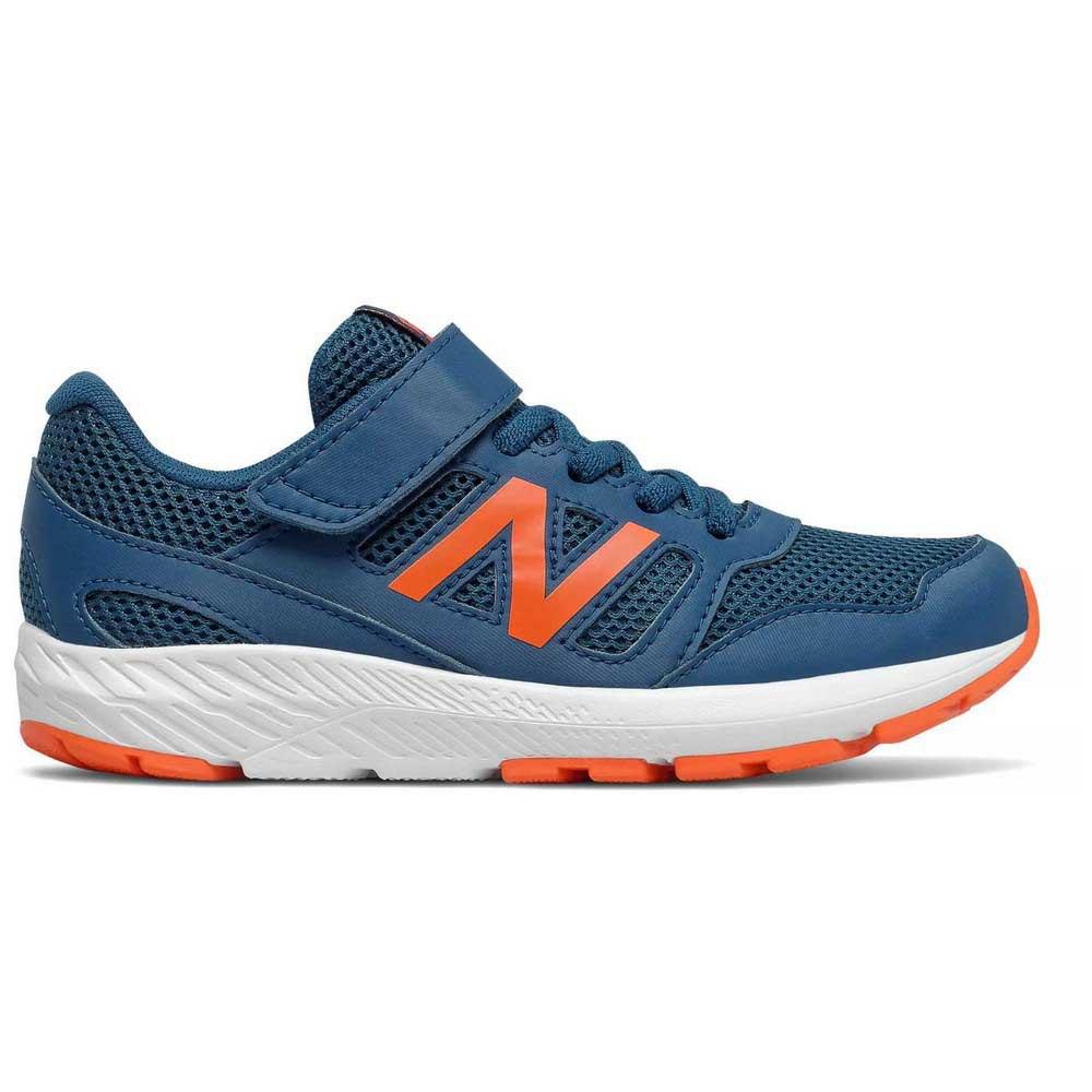 New balance Scarpe Running 570v2 Junior Largo Blu, Esperanza