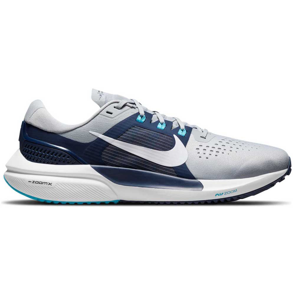 Nike Chaussures Running Air Zoom Vomero 15 Gris, Tra-inc