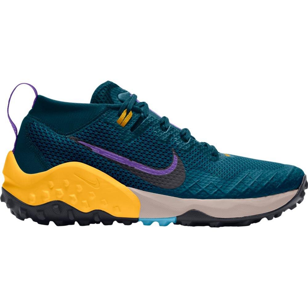 Nike Chaussures Running Wildhorse 7 Trail Bleu, Tra-inc