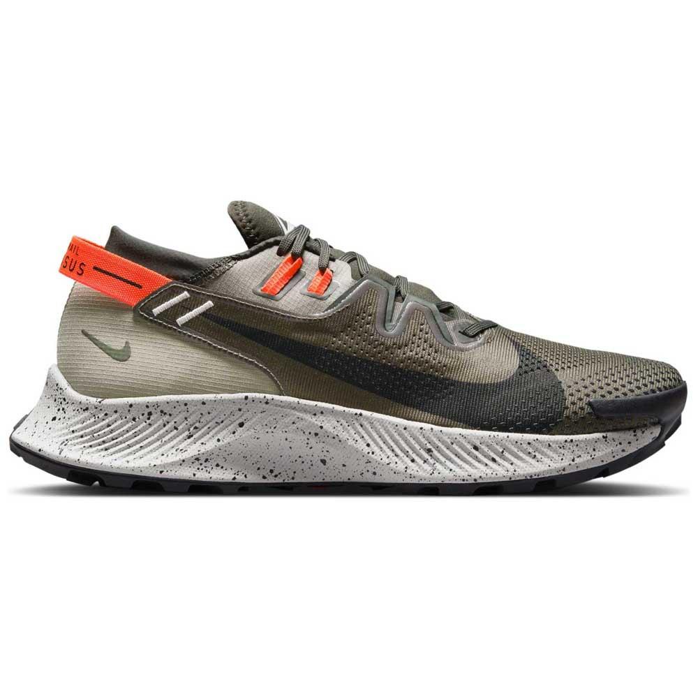 Nike Pegasus Trail 2 Running Shoes Green, Runnerinn