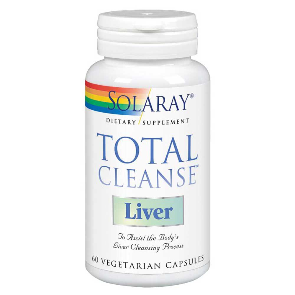 Total Cleanse Liver Solaray, 60 capsule, Secom (FSH911)