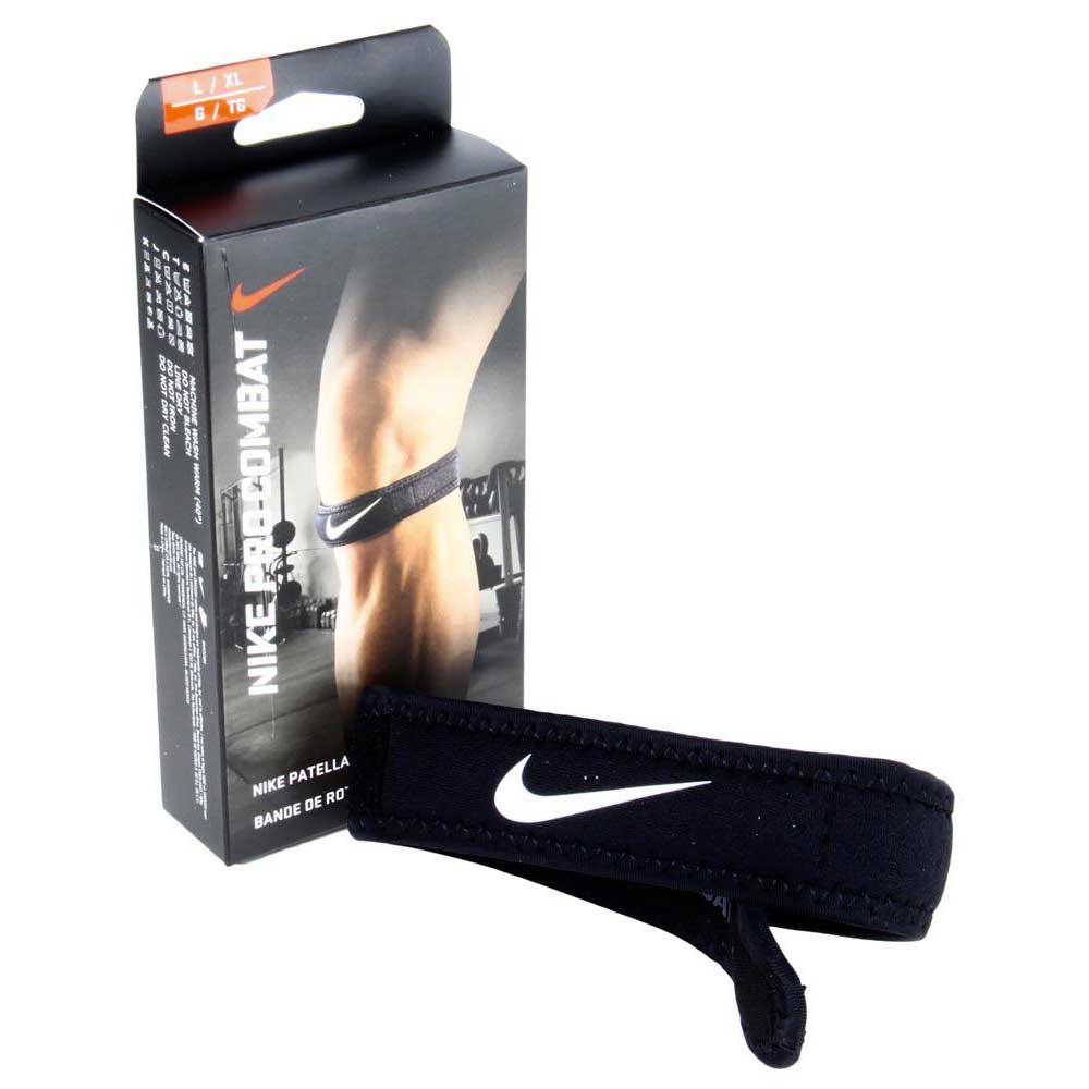 numerosos en variedad 2019 profesional gran selección Nike accessories Patella Band 2.0 White, Runnerinn