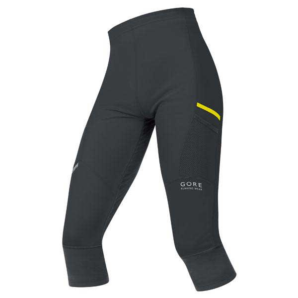 Gore running X Run Ultra Windstopper Light Tights 3/4