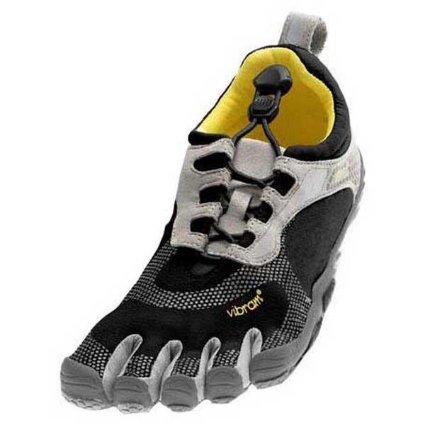 timeless design 5d91f 369c4 Vibram fivefingers Bikila LS Grey buy and offers on Runnerinn