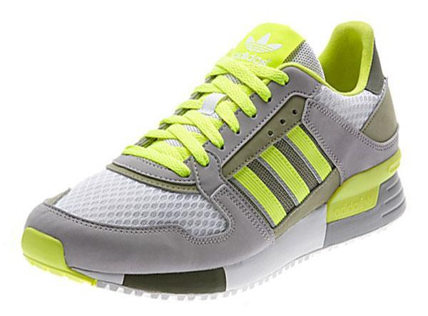 Canada Mens Adidas Zx 630 - Running Adidas Originals Zx 630 Aluminium   Yellow 597282 P