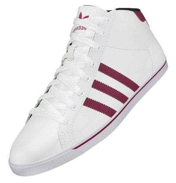 1b80b4f0e37f58 adidas originals Court Star Slim Mid buy and offers on Runnerinn