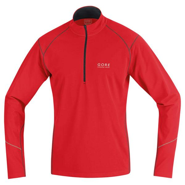 Gore running Essential Shirt Long