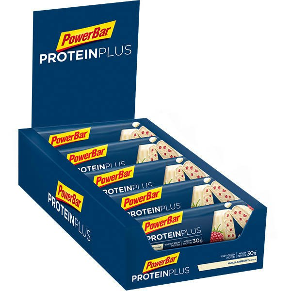 Powerbar Protein Plus 33 Box 10 Units