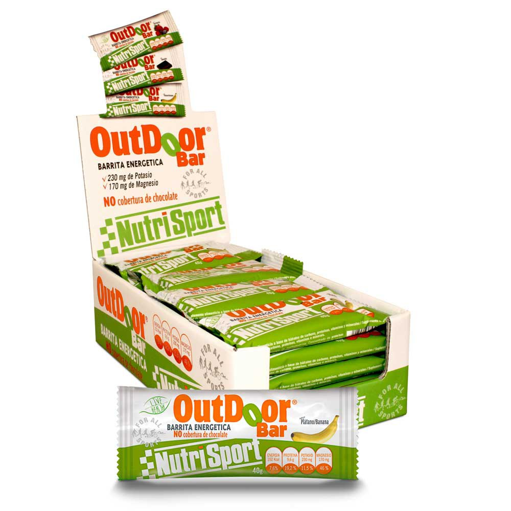 Nutrisport Outdoor Bar 20 Units