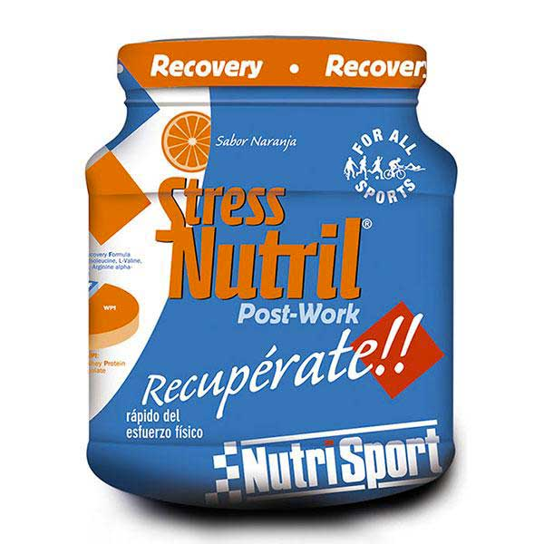 Nutrisport Stressnutril Recuperation 800gr Orange