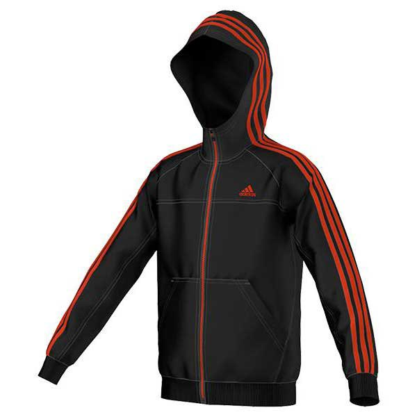 adidas Essentials 3s Full Zip Hoodie