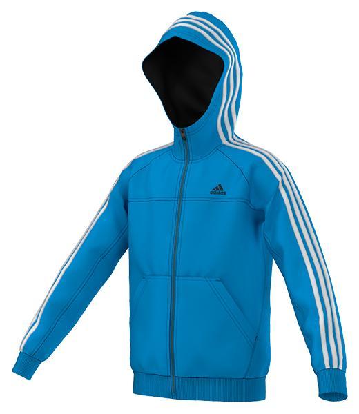 Neu adidas Essentials 3s Full Zip Hoodie  zu verkaufen