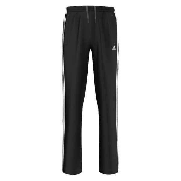 adidas Essentials 3s Polyester Pant Open
