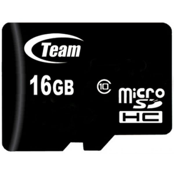 Team group Msd 16Gb Card With Adapter Type 10