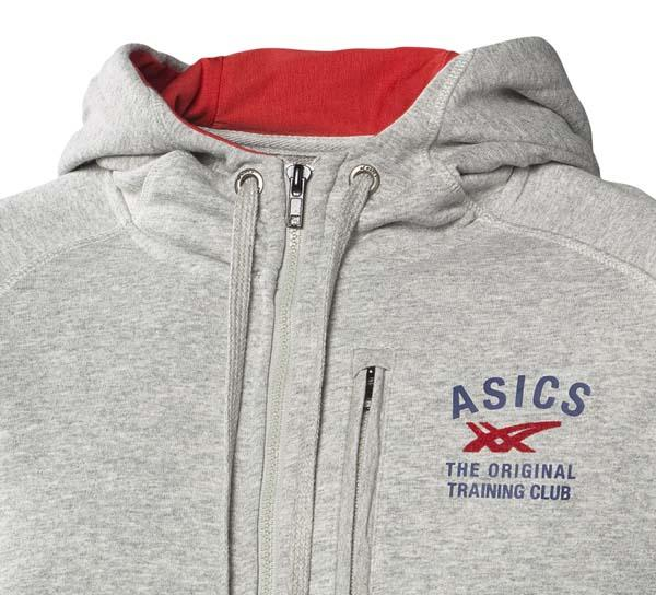 asics sweatshirt womens