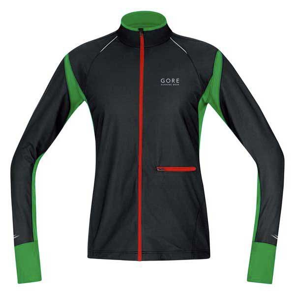 Gore running T Shirts Air Windstopper