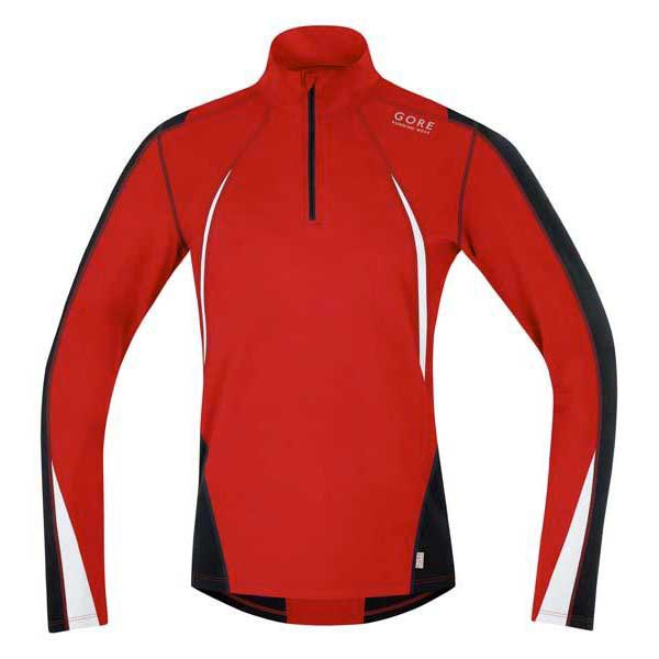 Gore running T Shirts Air Thermo Zip