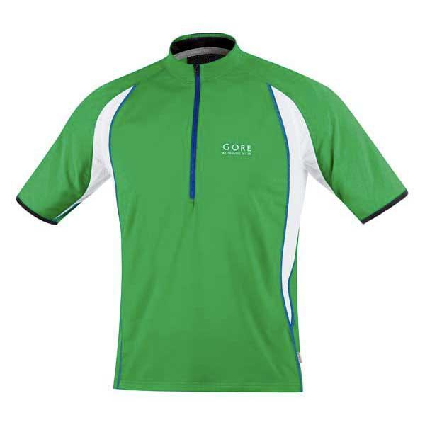 Gore running T Shirts Air Zip