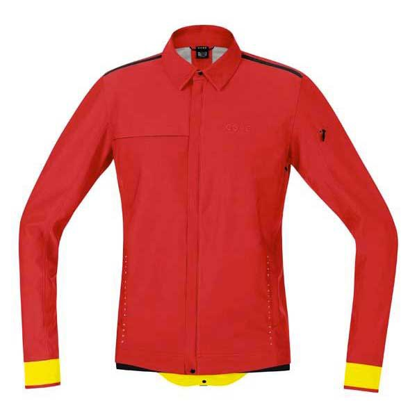 Gore running Jacket Giacca Urban Run Windstopper Soft Shell